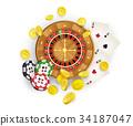 賭場 賭博 賭 34187047