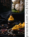 halloween food cupcakes 34187091