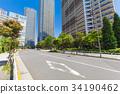 與塔公寓的都市風景 34190462