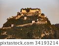 Medieval Hochosterwitz Castle,Carinthia,Austria 34193214