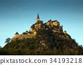 Medieval Hochosterwitz Castle,Carinthia,Austria 34193218