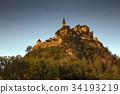 Medieval Hochosterwitz Castle,Carinthia,Austria 34193219