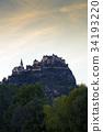 Medieval Hochosterwitz Castle,Carinthia,Austria 34193220