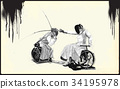 Athletes with physical disabilities - FENCING 34195978