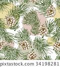 Winter pattern 34198281