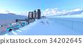 未來的城市 34202645