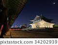 경복궁, 근정전, 서울 34202939