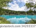 blue pond, aoiike, pond 34203337