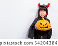 ハロウィン 子供 イメージ 34204384