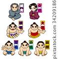 相扑选手[以名字命名] 34209186