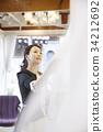 婚纱店,婚纱,婚礼策划师 34212692