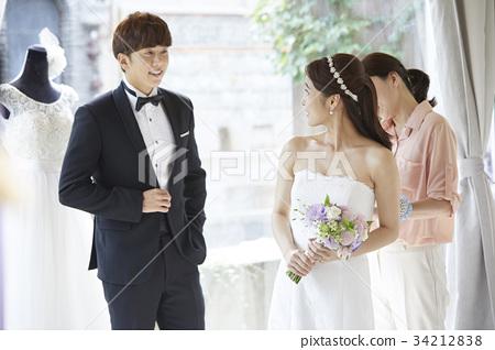 웨딩샵,웨딩드레스,웨딩플래너,신혼부부,결혼준비 34212838