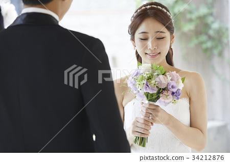 웨딩샵,웨딩드레스,신혼부부,결혼준비 34212876