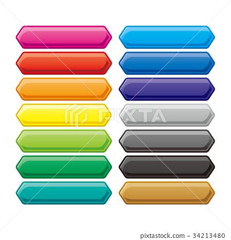 Clear button set 34213480