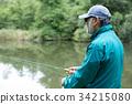 ผู้ชาย,ชาย,ตกปลา 34215080