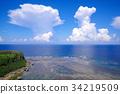 海 大海 海洋 34219509