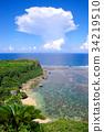 海 大海 海洋 34219510