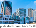 street, townscape, residential area 34222538