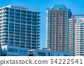 high-rise apartment building, City View, cityscape 34222541