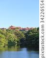 Shurijo Castle Shuri Naha 34226554