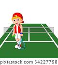 professional tennis player 34227798