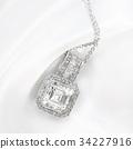 diamonds, diamond, pendant 34227916