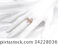 Multi-colored ring 34228036