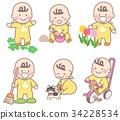 幼兒 人 人物 34228534