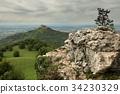 Hohenzollern castle near Hechingen in Germany 34230329