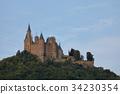 Hohenzollern castle near Hechingen in Germany 34230354