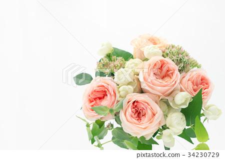 玫瑰花束 34230729