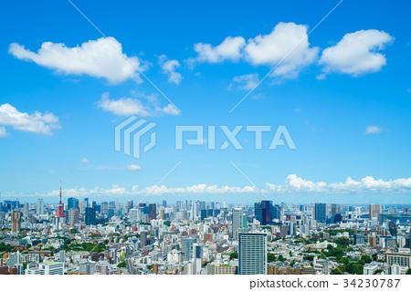 tokyo, scene, scenery 34230787