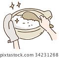 砂锅 食物 食品 34231268