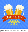 oktoberfest, beer, festival 34233647