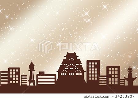 Christmas image osaka gold 34233807