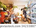 여성, 여자, 쇼핑 34233887