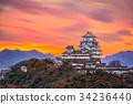 Himeji Castle, Japan 34236440