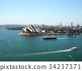 悉尼歌劇院和渡輪 34237371