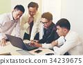 business meeting marketing 34239675