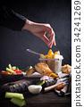 potato, food, seafood 34241269