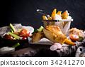food, seafood, vegetable 34241270