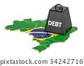 巴西人 債務 借貸 34242716
