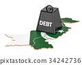 債務 借貸 借金 34242736