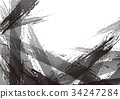 Ink marks background of ink sum 34247284
