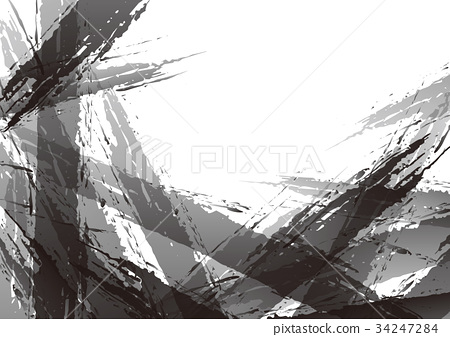 油墨 日本风格 日式风格 34247284