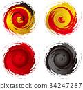 swirls, vortex, sum 34247287