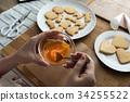과자 만들기 34255522