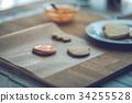 烘焙甜点 烹饪甜点 烤甜点 34255528