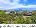 nijo castle, honmaru palace, garden 34255660