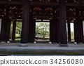 Tofuku-ji temple, national site of scenic beauty, mikado 34256080